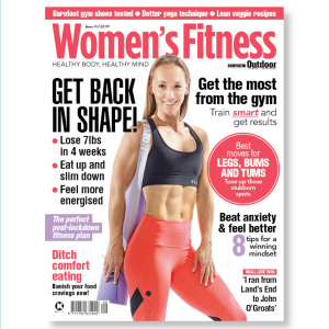 Women's Fitness, Issue 9