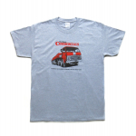 Heritage Commercials Grey T-Shirt