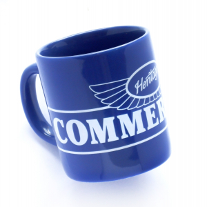 Heritage Commercials Magazine Mug - Blue