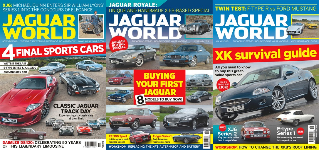Jaguar World