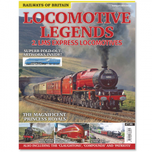 Locomotive Legends #2 LMS Express Locomotives