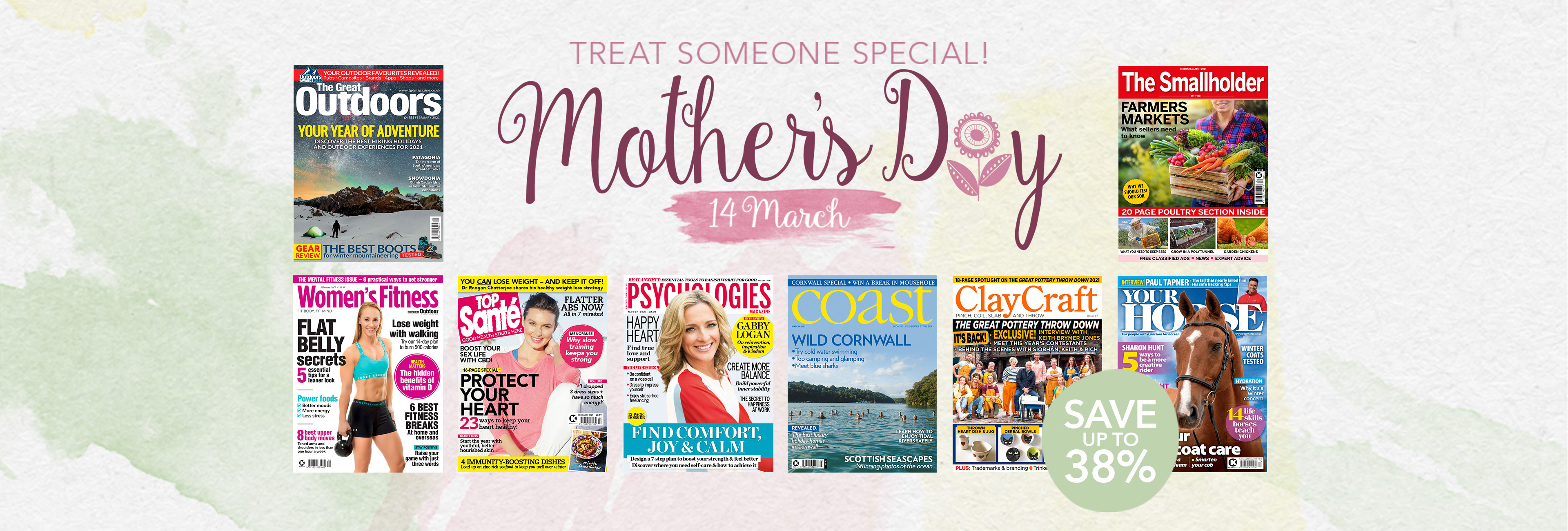 Mothers Day - Gifts to fit every budget