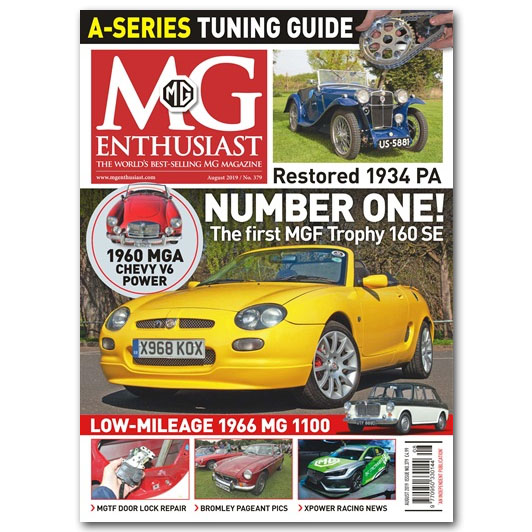 Subscribe To Mg Enthusiast