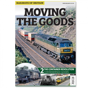 Moving the Goods #2 The Container Revolution