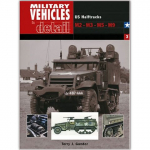 Military Vehicles in Detail - US Half-tracks