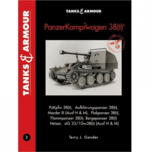 Tanks And Armour - Panzerkampfwagen 38(T)