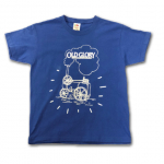 Old Glory Kids T-Shirt Blue - Ages from 3 to 15