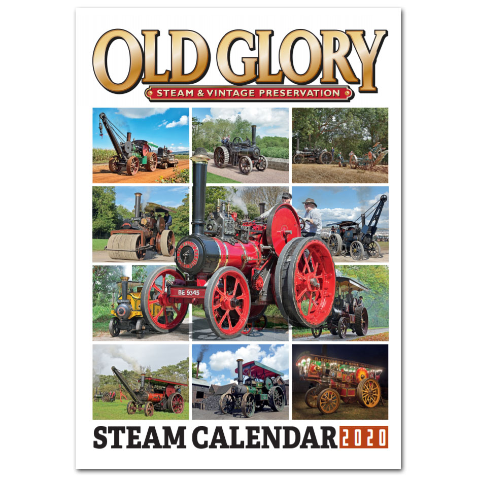 Old Glory Steam Calendar 2020