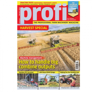 Harvest Issue 2018