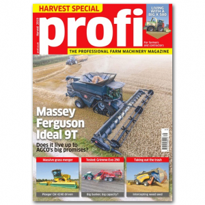 Harvest Issue 2019