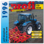 Profi Full Magazine Text for 1996 CD-ROM