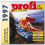 Profi Full Magazine Text for 1997 CD-ROM