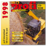 Profi Full Magazine Text for 1998 CD-ROM