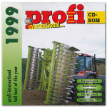 Profi Full Magazine Text for 1999 CD-ROM