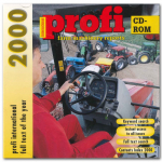 Profi Full Magazine Text for 2000 CD-ROM