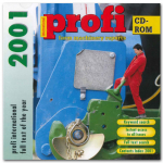 Profi Full Magazine Text for 2001 CD-ROM