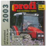 Profi Full Magazine Text for 2003 CD-ROM