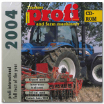 Profi Full Magazine Text for 2004 CD-ROM