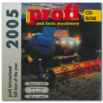 Profi Full Magazine Text for 2005 CD-ROM