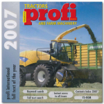 Profi Full Magazine Text for 2007 CD-ROM