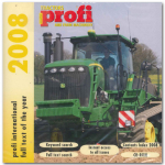 Profi Full Magazine Text for 2008 CD-ROM