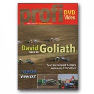 David takes on Goliath - Fendt/Lemken DVD