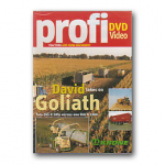 David takes on Goliath - Krone DVD
