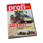 GO EAST: Fendt 936 Vario travels to the East DVD