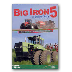 Big Iron 5 DVD