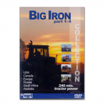 Big Iron Parts 1-4 Box Set DVD