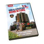 North American Adventure DVD