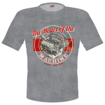 The Heart of the Machine T-Shirt