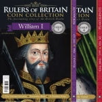 Rulers of Britain Coin Collection