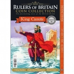 Rulers of Britain Coin Coll. Issue 10 - Canute