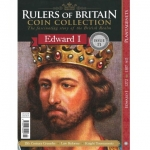 Rulers of Britain Coin Coll. Issue 11 - Edward I