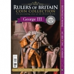 Rulers of Britain Coin Coll. Issue 14 - George III