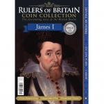 Rulers of Britain Coin Coll. Issue 15 - James I