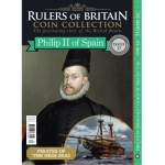 Rulers of Britain Coin Coll. Issue 17 - Philip II