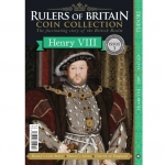 Rulers of Britain Coin Coll. Issue 3 - Henry VIII