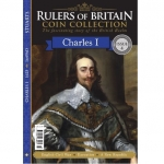 Rulers of Britain Coin Coll. Issue 4 - Charles I