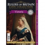 Rulers of Britain Coin Coll. Issue 5 - Victoria