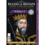 Rulers of Britain Coin Coll. Issue 7 - William I