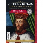 Rulers of Britain Coin Coll. Issue 8 - King John