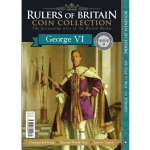 Rulers of Britain Coin Coll. Issue 9 - George VI