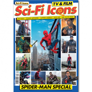 Issue #3 - Spider-man