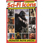 Issue #2 - Monster Movie