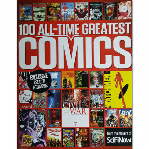 100 All-Time Greatest Comics Fourth Edition