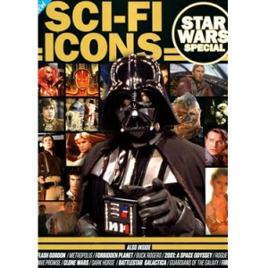 SciFi Icons Star Wars Special Bookazine