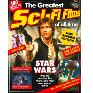 Greatest SciFi Film and TV Bookazine