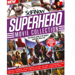 SciFiNow Superheros Movie Collection Bookazine